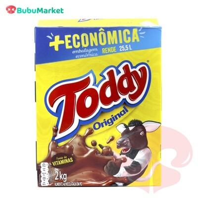 TODDY ORIGINAL CAJA DE 2 K.