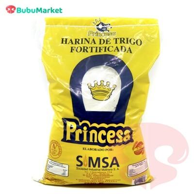 HARINA DE TRIGO FORTIFICADA PRINCESA SIMSA BOLSA DE 5 KILOS