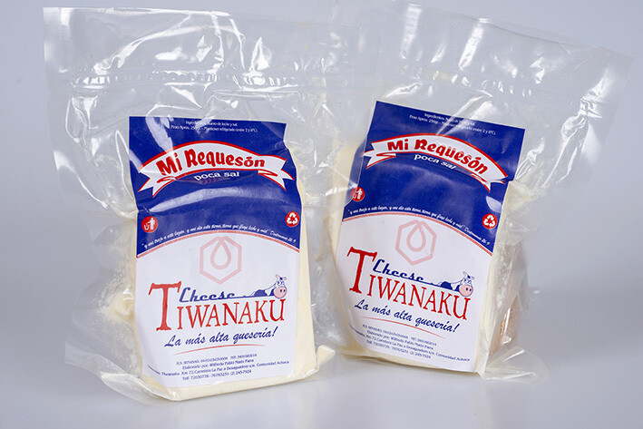 REQUESON TIWANAKU (250 GR.)