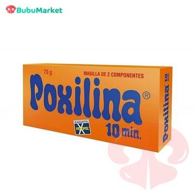 MASILLA DE 2 COMPONENTES POXILINA 70G.