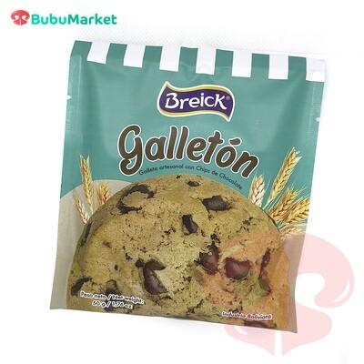 GALLETON CHIPS DE CHOCOLATE BREICK 50 GR.