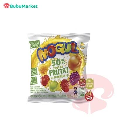 MOGUL 50% JUGO DE FRUTA BOLSITA DE 25 GR.