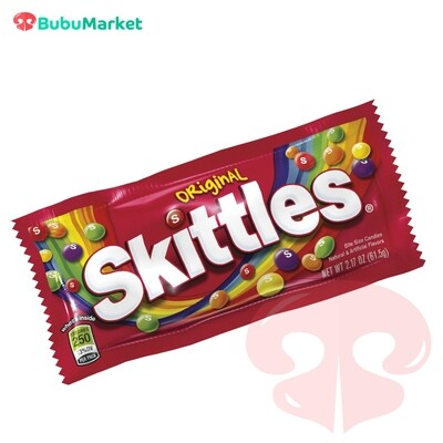 SKITTLES ORIGINAL 61,5 GR.