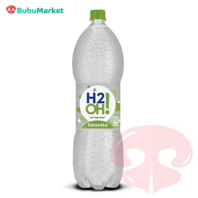 H2OH LIMONETO 2 LITROS