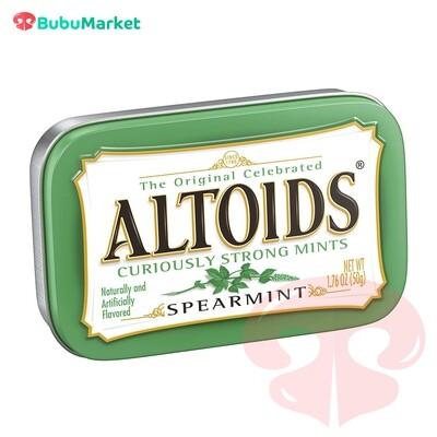 ALTOIDS SPEARMINT LATITA DE 50 GR.
