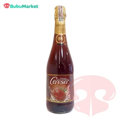 SIDRA CERESER FRESA 660 ML.