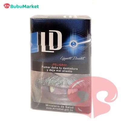 CIGARRILLOS LD OPTION -  LIGGETT DUCAT 20 U.
