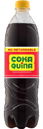 COCA QUINA LIBRE 750 CC.