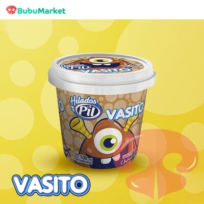HELADO PIL VASITO DE CHOCOLATE 100 ML.