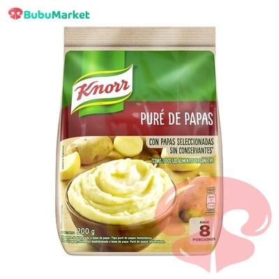 PURE DE PAPAS KNORR 200 GR.