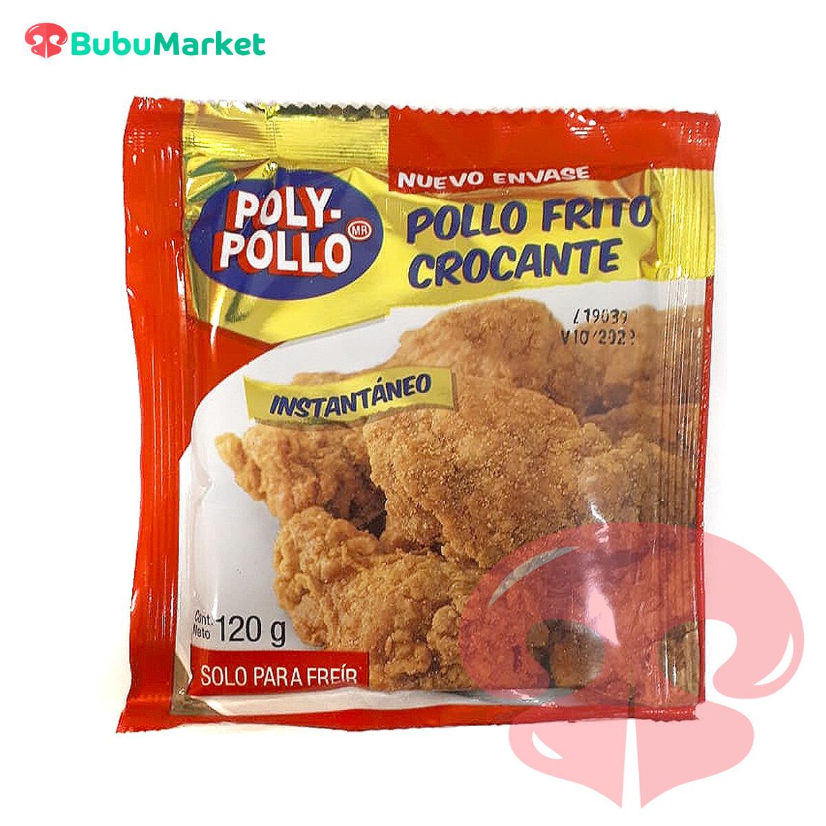 POLY POLLO SAZONADOR BROASTER 120 GR.