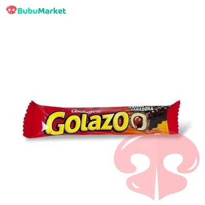 CHOCOLATE GOLAZO 25 GR.