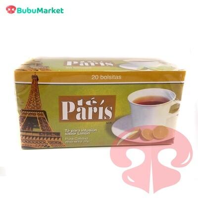 TE PARIS CON LIMON X 20 U.
