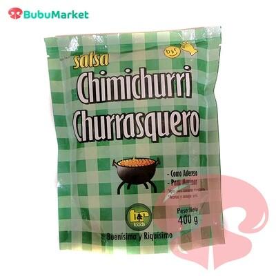 SALSA CHIMICHURRI CHURRASQUERA 400 GR.