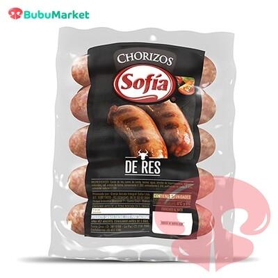 CHORIZO DE RES SOFIA 5 U.