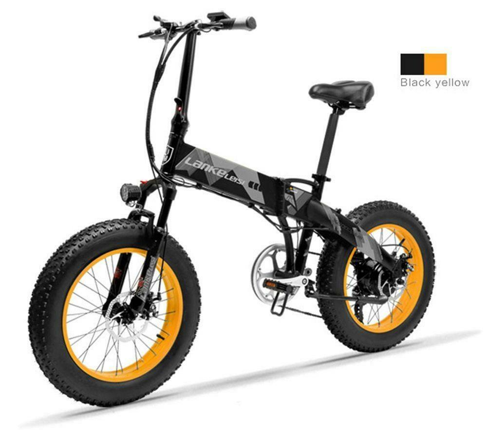 Električno koleso zložljivo X2000Plus 500W