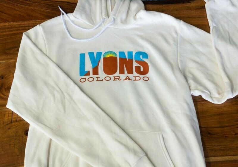 Lyons Colorado Steamboat Hoodie
