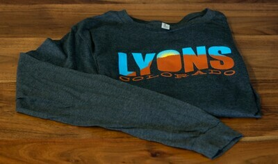 Lyons Colorado Steamboat Long Sleeve