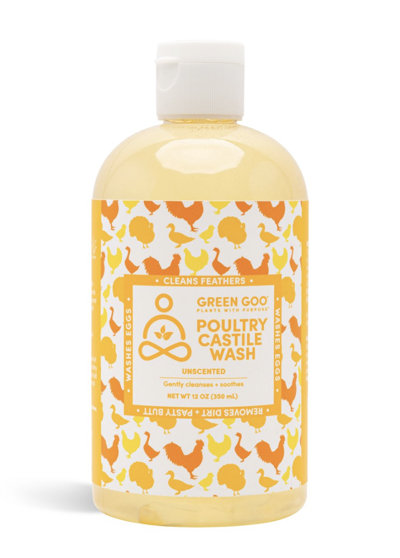 Poultry Castille Wash 12oz