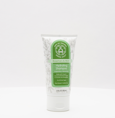 Shampoo Rosemary Mint 2oz