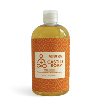 Castile Soap Fresh Citrus