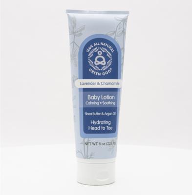 Baby Lotion - Lavender & Chamomile 8oz