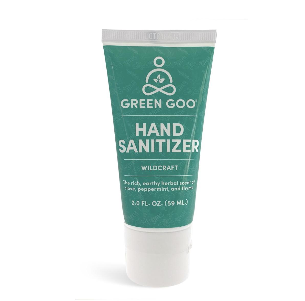 Hand Sanitizer 2oz Gel Wildcraft
