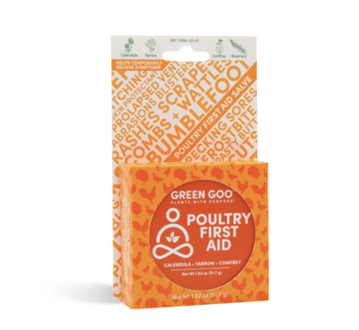 Poultry First Aid Large 1.82 oz Tin