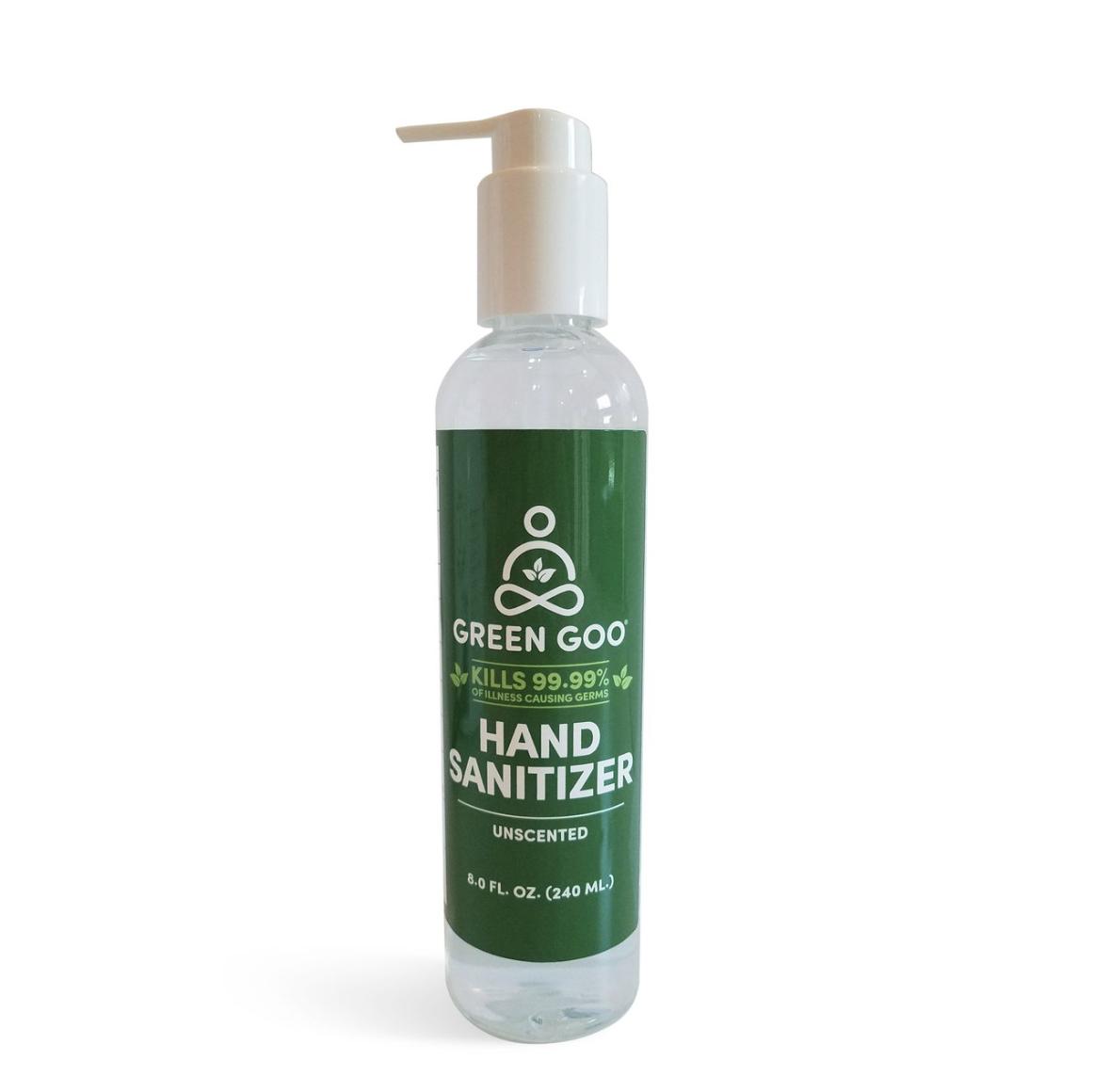 Hand Sanitizer 8oz With Pump