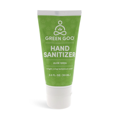 Hand Sanitizer 2oz Gel Aloe Shea