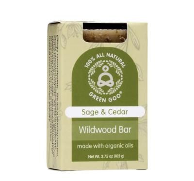 Soap Box Sage & Cedar
