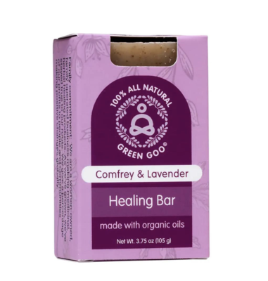 Soap Box Comfrey & Lavender