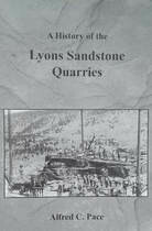Book: Lyons Sandstone Quarries