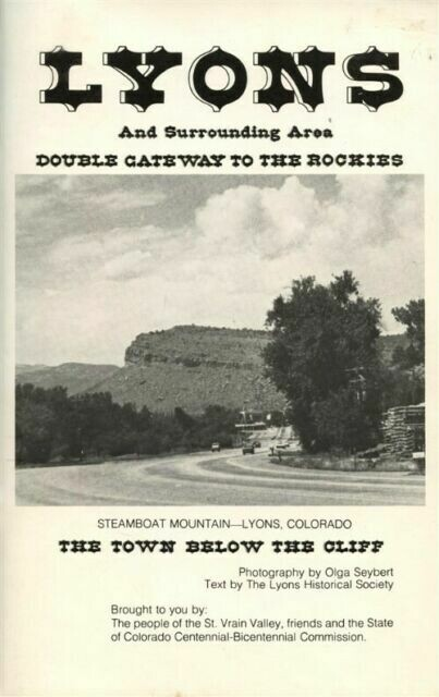 Book: Double Gateway to the Rockies
