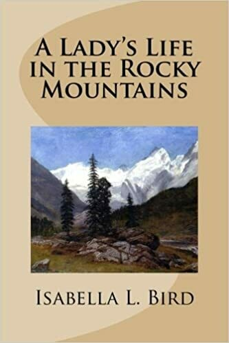 Book: A Ladies Life in the Rockies