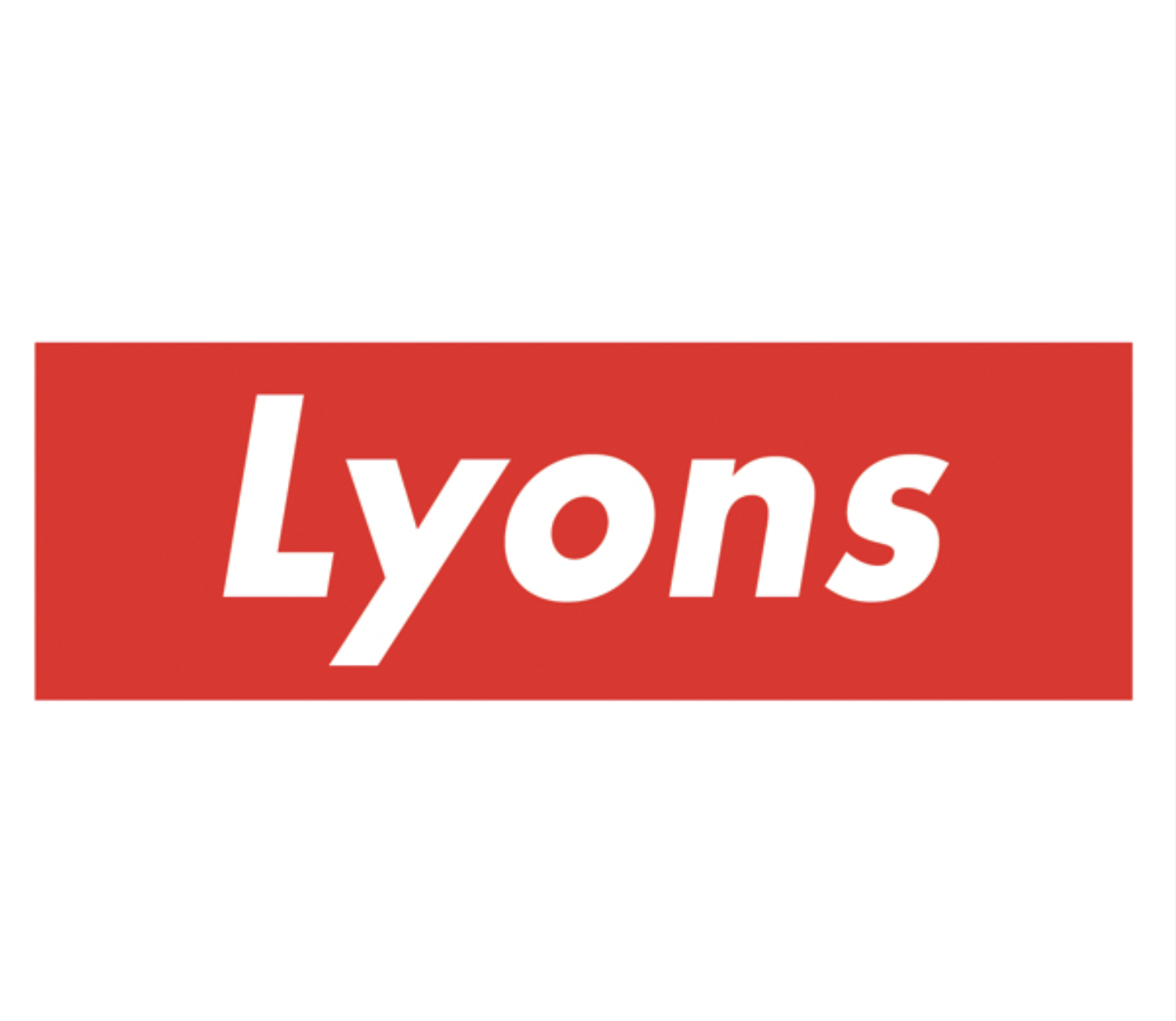 Sticker - LYONS