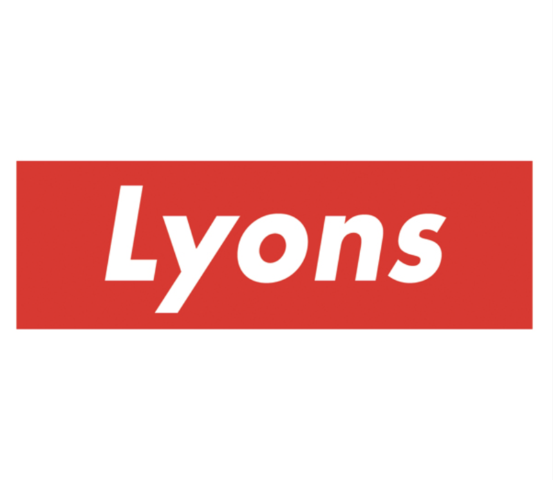 Sticker - LYONS