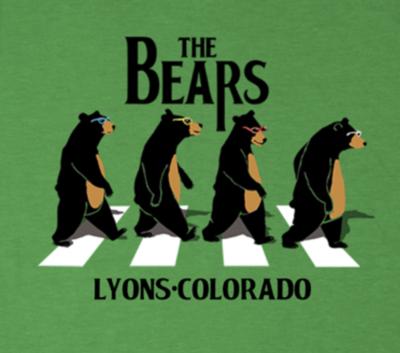 Sticker - The Bears