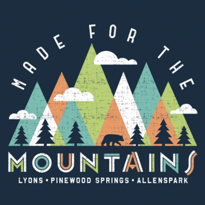Sticker - Made for the Mountains