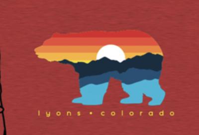 Sticker - Mountain Bear (primary)