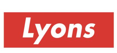 Magnet - LYONS