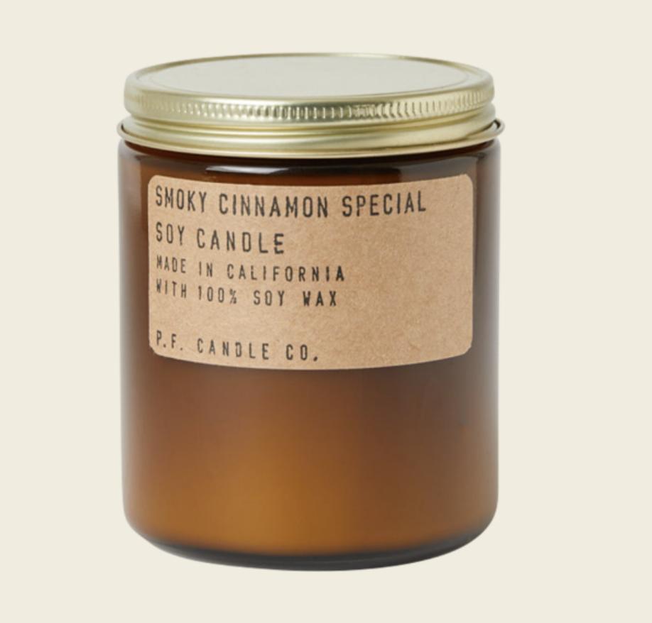 Smoky Cinnamon Standard Candle