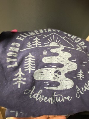SS T shirt The Adventure Awaits