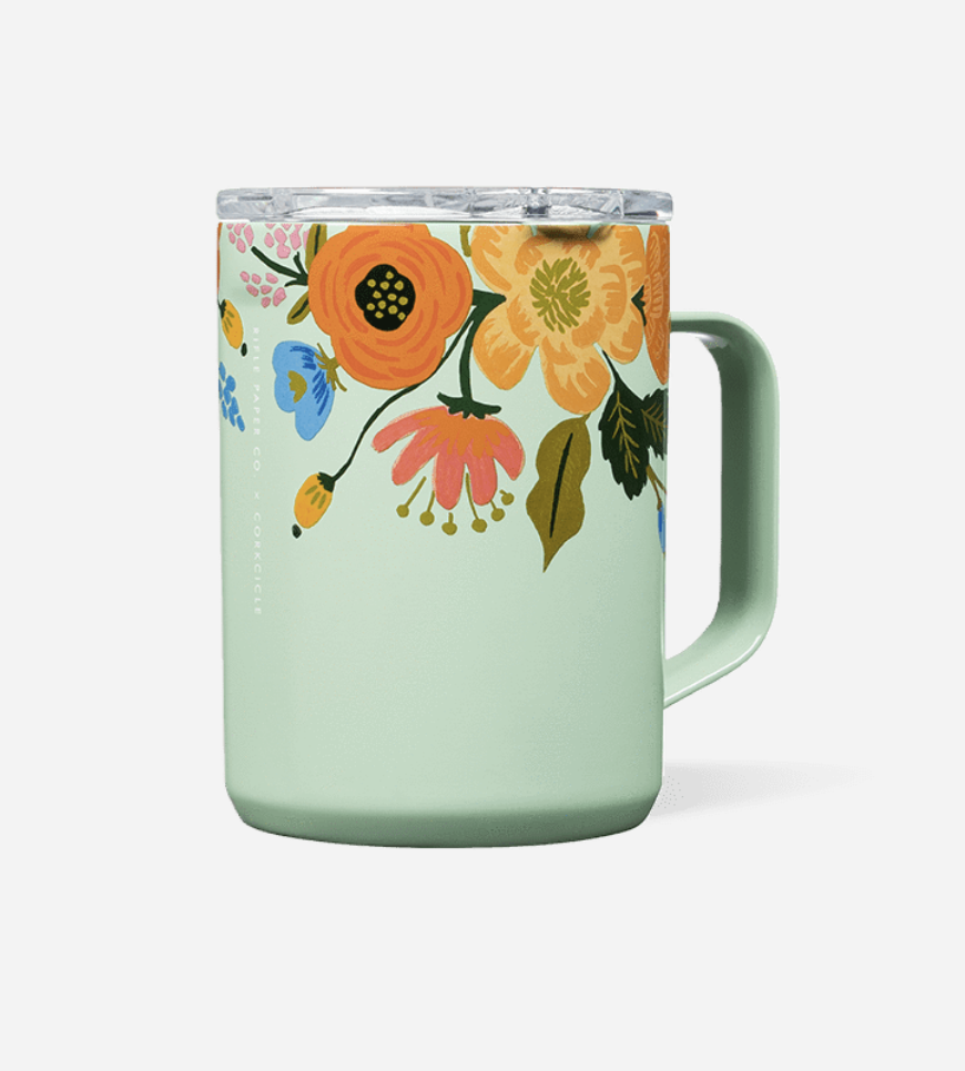 Coffee Mug 16oz - Lively Mint
