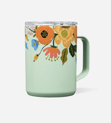Coffee Mug 16oz - Lively Mint