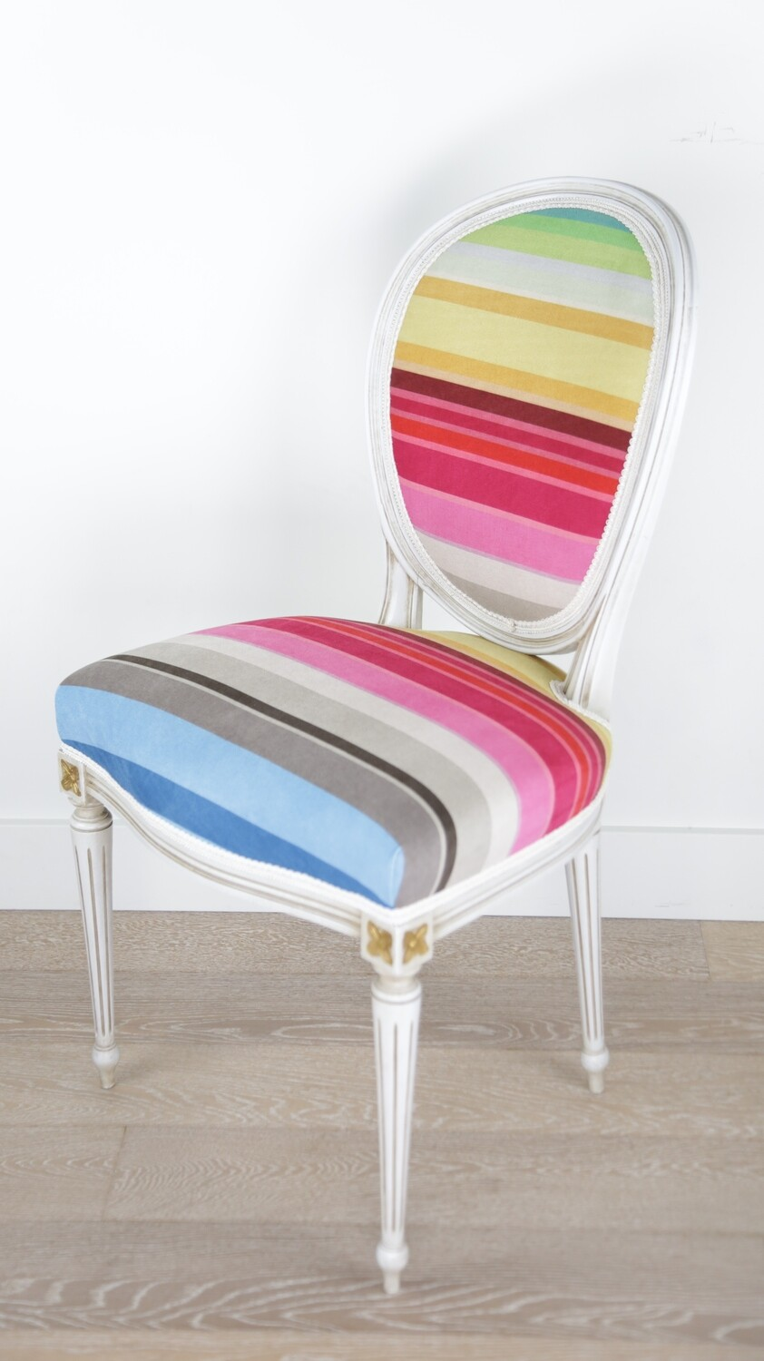 Rainbow Collection - Vibrant Chair