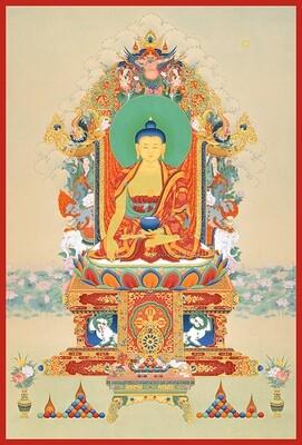 仏陀釈迦牟尼
