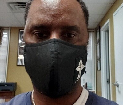Black Face Mask- Out of Stock