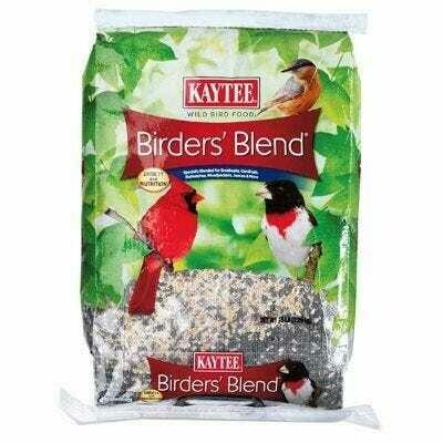 Birders Blend Bird Food