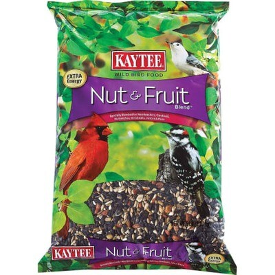 Fruit & Nut Bird Food